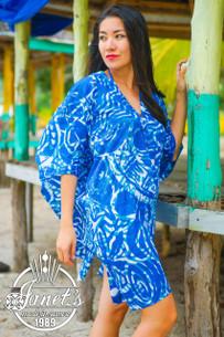 Samoan Beach Poncho TP05
