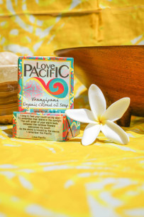 Love Pacific Frangipani Spa Soap