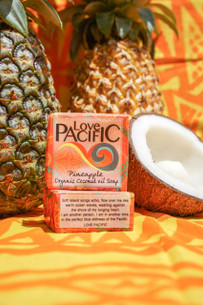 Love Pacific Pineapple Spa Soap