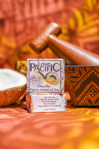 Love Pacific Vanilla Spa Soap