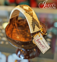 Coconut Cup w/ Handle CC25