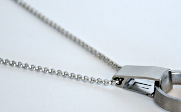 "Rollo Chain with RingSafe.  Select from 19.5"" or 24"" Sizes. Ring and RingSafe not included with purchase of chain."