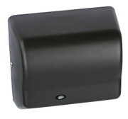American Dryer GX-BG Steel Black Graphite restroom hand dryer