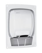 MEDIFLOW Series KT0010B Steel White Recss Kit for Mediflow Hand Dryer from Saniflow