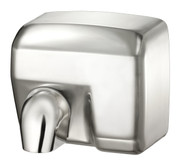 Palmer Fixture Conventional Series HD901 Brushed Chrome Steel Automatic Hand Dryer - HD0901-11 - Surface Mounted, 110/120V - a great Restroom Hand Dryer!