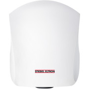 Stiebel Eltron Ultronic Alpine White Aluminum Hand Dryer - Automatic Touchless Surface Mounted High Speed Hand Dryer