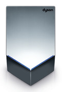 Dyson Airblade V Hand Dryer AB12 with Sprayed Nickel cover