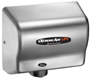 ExtremeAir CPC9-SS Hand Dryer by American Dryer with Cold Plasma Clean hygienic technology