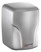 ASI Roval Series TurboDri 0197-93 hand dryer in stainless steel with a brushed finish.