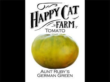 Aunt Ruby's German Green