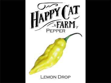 Lemon Drop Pepper