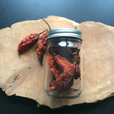 Smoked Ghost Pepper Pints