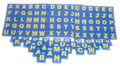 Alphabet Tiles - Upper Case