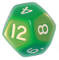 12 Sided Demo Dice