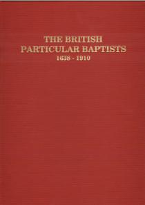 British Particular Baptists Vol 3 book cover