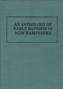Anthology of NH book cover