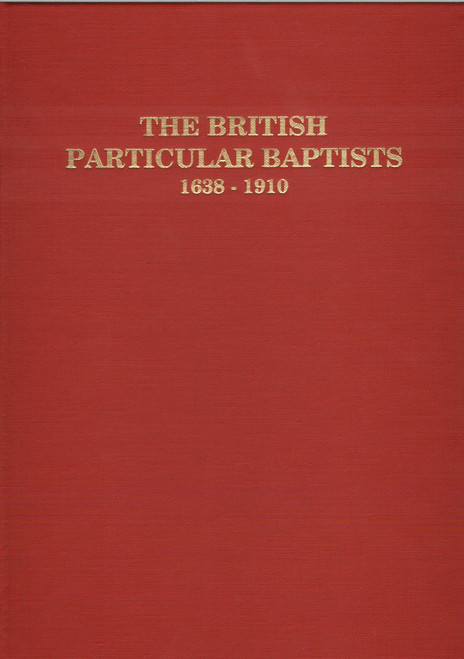 British Particular Baptists Vol 3 book cover