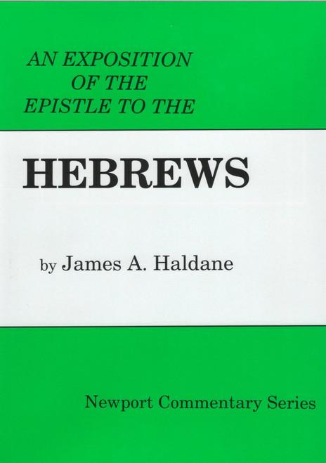 Hebrews dust jacket front