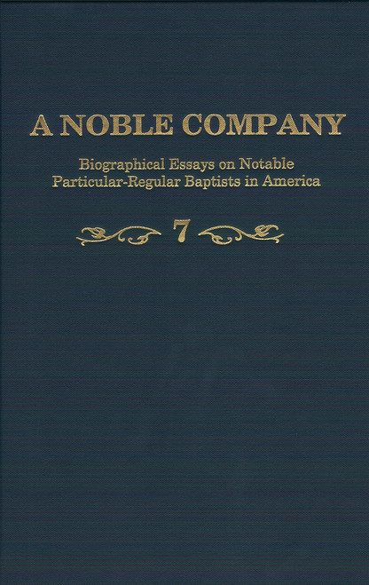 A Noble Company, volume 7