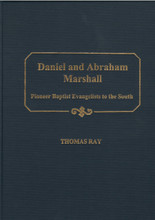 Daniel & Abraham Marshall book cover