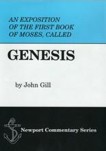 Genesis dust jacket front
