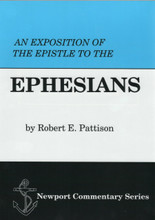 Ephesians dust jacket