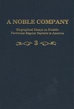 A Noble Company, Volume 3 book cover