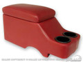 64-73 Classic Console-the Humphugger (Dark Red)