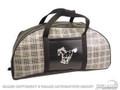 64-73 Tote Bag (small)(plaid)