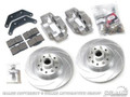 &quot;force 10&quot; Disc Brake Upgrade Kit