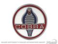 Cobra Trunk Medallion (ac Cobras)