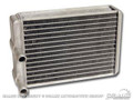 64-68 Heater Core, Aluminum