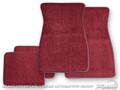 Carpet Floor Mats (maroon)