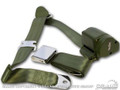 3-point Seatbelt /Green