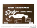 1969 Body Assembly Manual