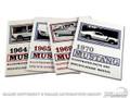 70 Mustang Fact Book