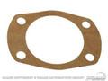 64-73 Backing Plate Axle Gasket (inner)