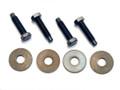 64-68 Rear Bumper Brace Mounting Hardware