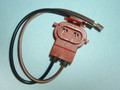 87-90 Fuel Pump Assy Repair Harness Connector