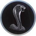 Tiffany Snake Emblem