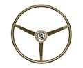 65 Ivy Gold Steering Wheel