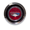 69-73 Ford Magnum Hub Cap,Red