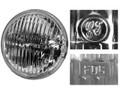 65-68 Gt Fog Lamp Bulb Clear