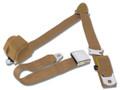 3-Pt Seatbelt /Parchment