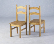 MEXICAN CHAIR - PAIR