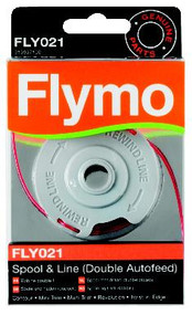 FLYMO FLY021 DOUBLE LINE AUTOFEED SPOOL & LINE