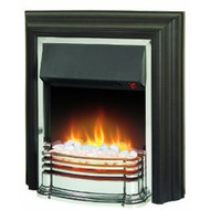 Dimplex DTT20 Detroit Traditionally Styled Freestanding Optiflame Effect Electric Fire, 2 Kilowatt