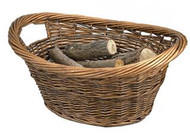 Manor 'Cradle' Log Basket