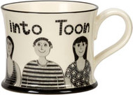 Gannin into Toon Mug
