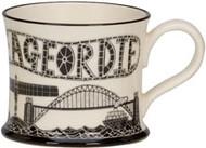 Proud to be a Geordie Mug